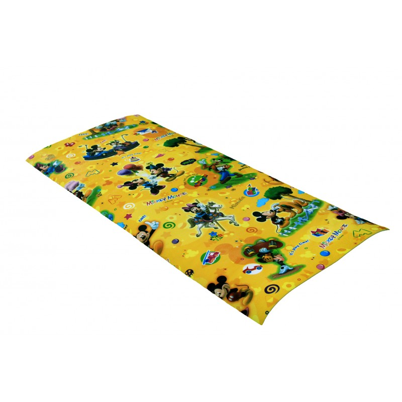 "Детский рулонный коврик для ползания ""Микки Маус"". 2000х1450х5мм."