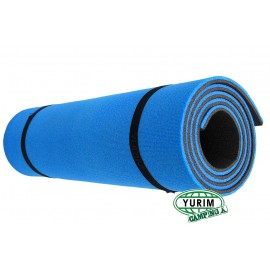 Коврик рулонный, двухслойный для фитнеса, йоги. 1800х600х12мм. Артикул 7122D.