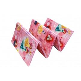 Детский складной коврик Disney/PIXAR с изображениями Принцесс. 2000х1400х8мм. Артикул: 4156